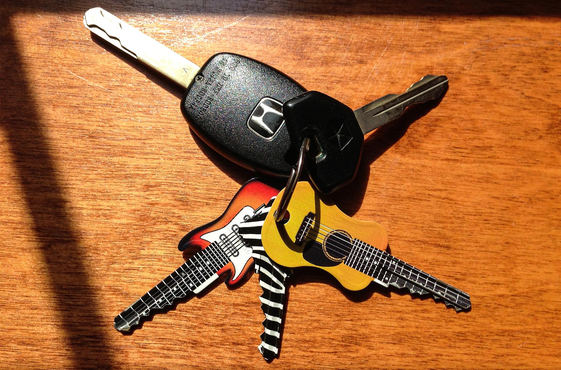 Rockin' Keys