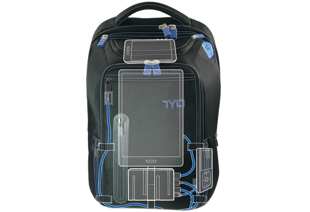 Energi+ Power Backpack