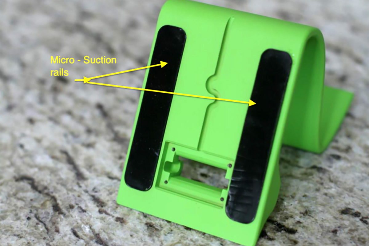 Sarvi Dock Micro-Suction Rails